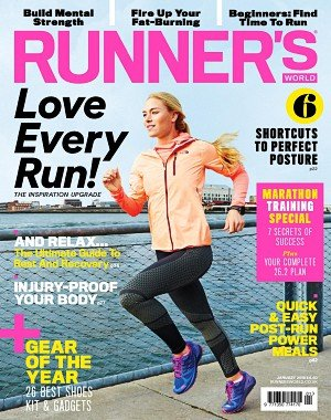 Runner's World UK - January 2018
