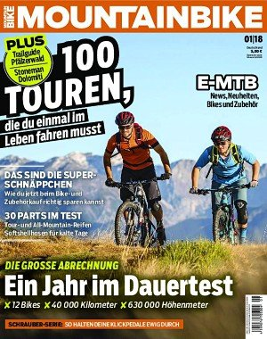 MountainBike - Januar 2018