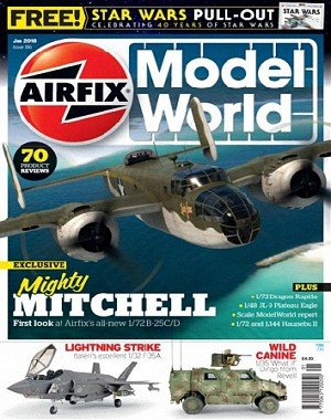 Airfix Model World - Issue 86 (January 2018)