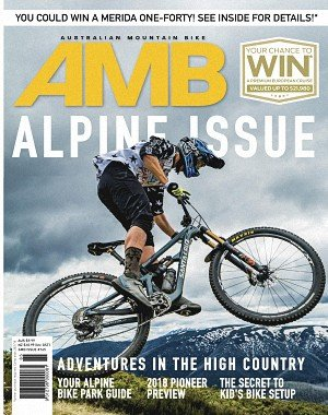 Australian Mountain Bike - December 01, 2017