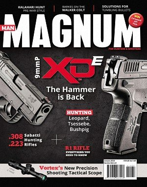 Man Magnum - January 2018