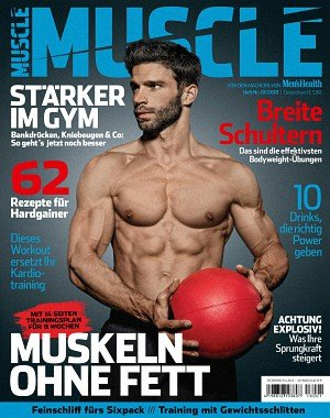Men's Health Muscle - Januar 01, 2018