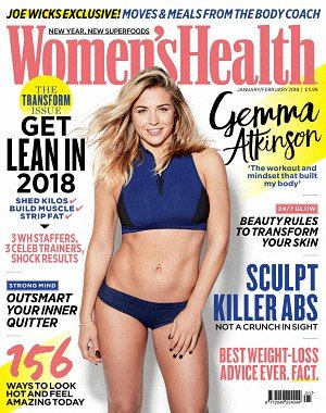 Women's Health UK - January 2018