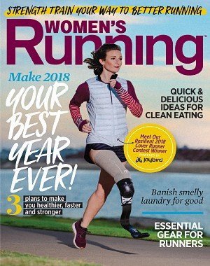 Women's Running USA - January 2018