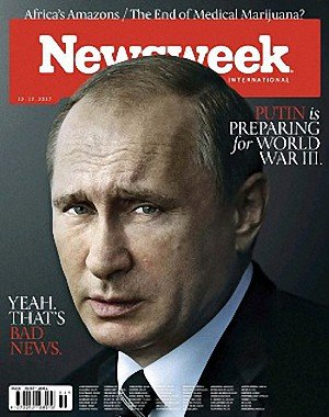 Newsweek International - 22 December 2017