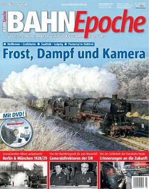 Bahn Epoche - Winter 2018