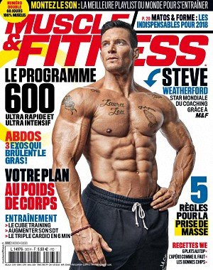 Muscle and Fitness France - janvier 2018