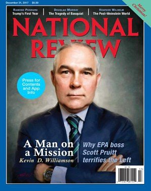 National Review - December 31, 2017