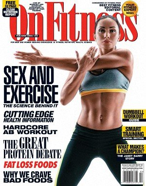 OnFitness - January 2018