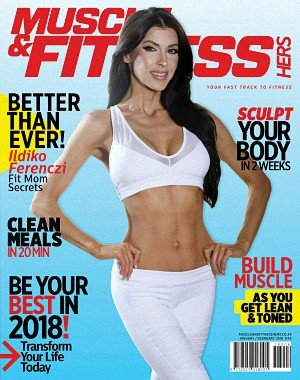 Muscle and Fitness Hers South Africa - January/February 2018