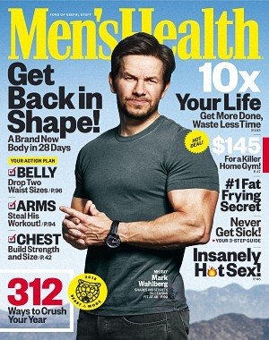 Men's Health USA - January 2018