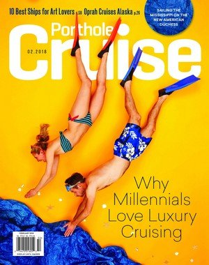 Porthole Cruise Magazine - Porthole Cruise Magazine – December/January 2017