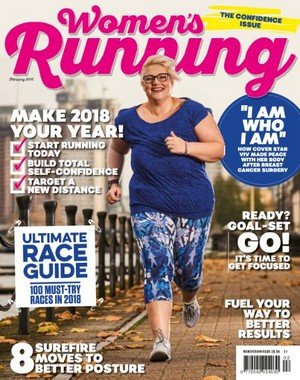 Women's Running UK - February 2018