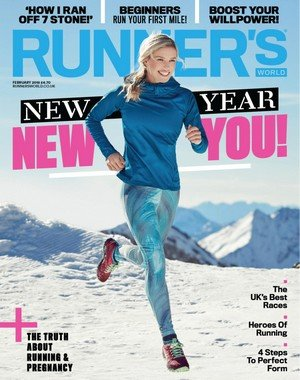 Runner's World UK - February 2018