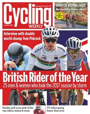 Cycling Weekly - December 22, 2017