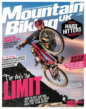 Mountain Biking UK - January 2018