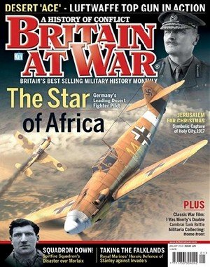 Britain at War Magazine - Issue 129 (January 2018)