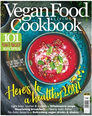 Vegan Food and Living - Cookbook Healthy 2018
