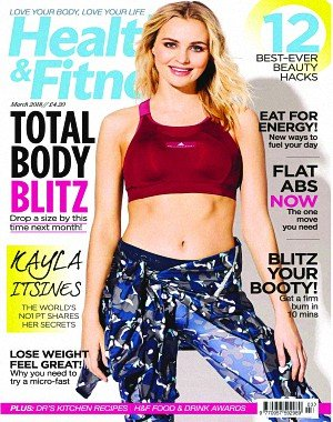 Health and Fitness UK - March 2018