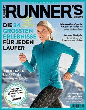 Runner's World Germany - Februar 2018