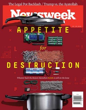 Newsweek USA - January 19, 2018
