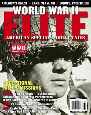 America in WWII Special - Spring 2016