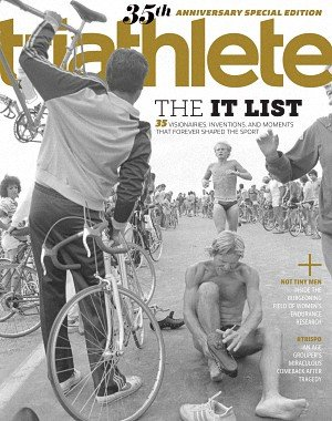 Triathlete USA - January 2018