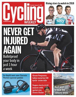 Cycling Weekly - January 18, 2018