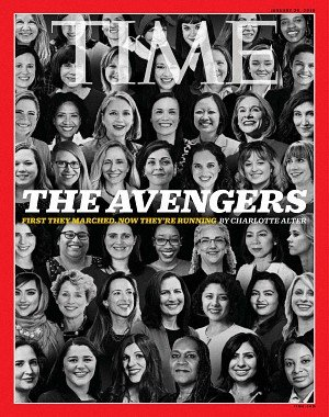 Time USA - January 29, 2018