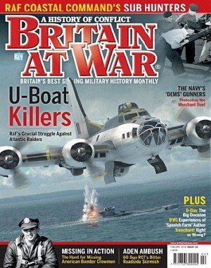 Britain at War Magazine - Issue 130 ( February 2018)