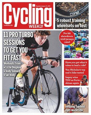Cycling Weekly - January 25, 2018