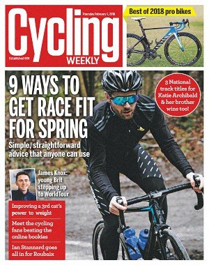 Cycling Weekly - February 01, 2018