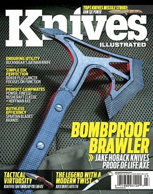 Knives Illustrated - February 04, 2018