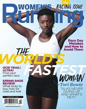Women's Running USA - March 2018