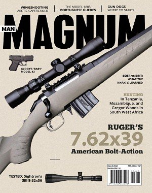 Man Magnum - March 2018
