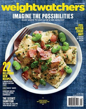 Weight Watchers USA - March/April 2018