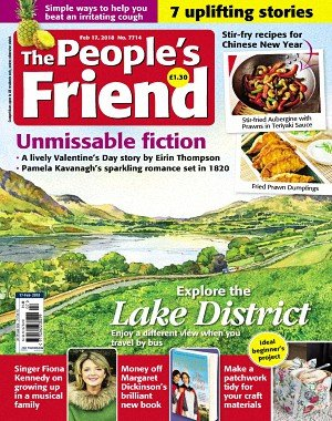 The People's Friend - February 17, 2018