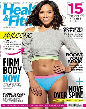 Health and Fitness UK - April 2018