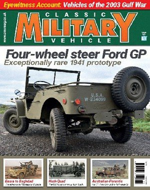 Classic Military Vehicle - Issue 202 (March 2018)