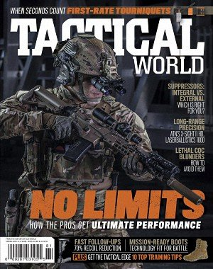 Tactical World - March 2018