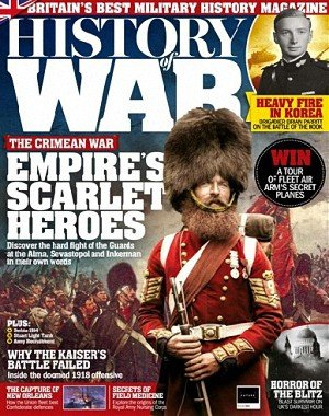 History of War - Issue 52 2018