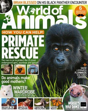 World of Animals - March 2018