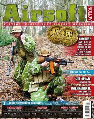 Airsoft Action - April 2018