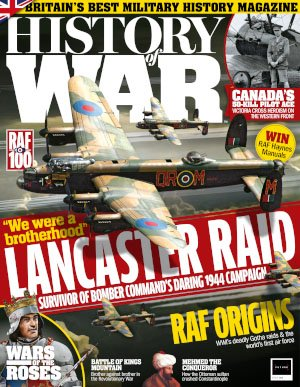 History of War - Issue 53, 2018