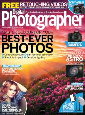 Digital Photographer - June 2018