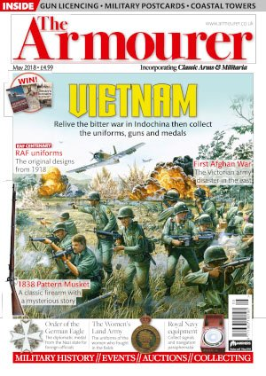 The Armourer - May 2018