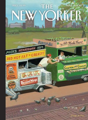 The New Yorker – April 09, 2018