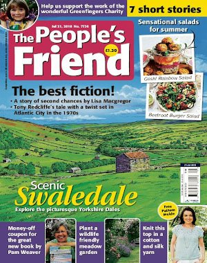 The People's Friend – 21 July 2018