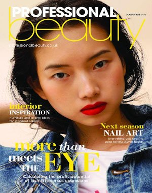 Professional Beauty – August 2018