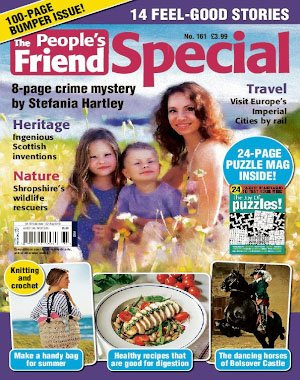 The People's Friend Special – August 2018